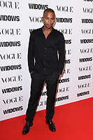 "LONDON, UK. October 31, 2018: Eric Underwood at the ""Widows"" special screening in association with Vogue at the Tate Modern, London.<br /> Picture: Steve Vas/Featureflash"