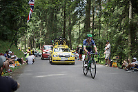 Michael Albasini (SUI/Orica-BikeExchange)<br /> <br /> Stage 18 (ITT) - Sallanches › Megève (17km)<br /> 103rd Tour de France 2016