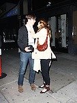 .www.abilityfilms.com 805-427-3519.abilityfilms@yahoo.com.4-30-08 Exclusive Drew barrymore leaving the Japanese restaurant called Izakaya in Los angeles after eating dinner with boyfriend Justin Long. They went on a double date with another couple. They left in separate cars