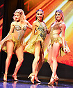 HOLLYWOOD, FL - FEBRUARY 25: Witney Carson, Jenna Johnson and Lindsay Arnold perform on stage during 'Dancing With The Stars Live' at Hard Rock Live at Seminole Hard Rock Hotel & Casino Hollywood on February 25, 2020 in Hollywood, Florida. ( Photo by Johnny Louis / jlnphotography.com )