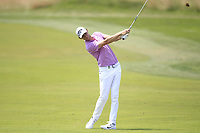 Thomas Pieters (BEL) on the 10th during Round 3 of the HNA Open De France at Le Golf National in Saint-Quentin-En-Yvelines, Paris, France on Saturday 30th June 2018.<br /> Picture:  Thos Caffrey | Golffile