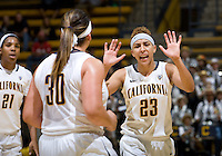 CAL Women's Basketball vs. Utah, January 27, 2013