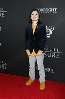 LOS ANGELES - JAN 16:  Asher Miles Fallica at the The Last Full Measure Premiere - Arrivals at the ArcLight Hollywood on January 16, 2020 in Los Angeles, CA