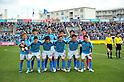 FC/Yokohama FC team group line-up, .MARCH 25, 2012 - Football /Soccer : 2012 J.LEAGUE Division 2 ,5th sec match between Yokohama FC 0-2 Ventforet Kofu at NHK Spring Mitsuzawa Football Stadium, Kanagawa, Japan. (Photo by Jun Tsukida/AFLO SPORT) [0003].