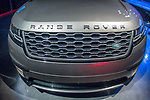 The Space- Range Rover unveiling