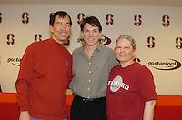 13 November 2005: Karen Middleton during Stanford's 92-65 win over Love and Basketball at Maples Pavilion in Stanford, CA.
