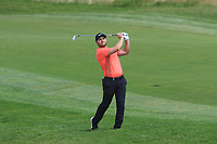 Jordan Smith (ENG) on the 12th during Round 3 of the HNA Open De France at Le Golf National in Saint-Quentin-En-Yvelines, Paris, France on Saturday 30th June 2018.<br /> Picture:  Thos Caffrey | Golffile