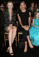 www.acepixs.com<br /> <br /> February 9 2018, New York City<br /> <br /> Ireland Baldwin and Kristen Taekman attending the Sherri Hill Runway Show on February 9, 2018 in New York City.<br /> <br /> By Line: Nancy Rivera/ACE Pictures<br /> <br /> <br /> ACE Pictures Inc<br /> Tel: 6467670430<br /> Email: info@acepixs.com<br /> www.acepixs.com