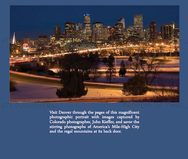 """Denver, Colorado: A Photographic Portrait"" by John Kieffer"
