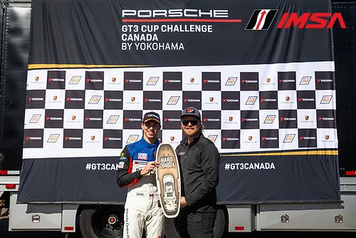 Race 2, Yokohama Hard Charger, #16 Policaro Motorsport, Porsche 991 / 2018, GT3CP: Jeff Kingsley