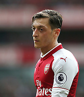 Arsenal's Mesut Ozil<br /> <br /> Photographer Rob Newell/CameraSport<br /> <br /> The Premier League - Arsenal v AFC Bournemouth - Saturday 9th September 2017 - The Emirates - London<br /> <br /> World Copyright &copy; 2017 CameraSport. All rights reserved. 43 Linden Ave. Countesthorpe. Leicester. England. LE8 5PG - Tel: +44 (0) 116 277 4147 - admin@camerasport.com - www.camerasport.com
