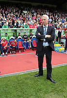 Pictured: Crystal Palace manager Alan Pardue<br />