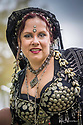June, 2017 / New Jersey Renaissance Fair / Assorted characters / Photo By Bob Laramie