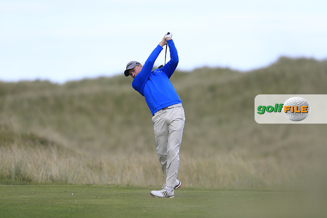 Mark Power (Kilkenny Golf Club) during the 2nd round of the East of Ireland championship, Co Louth Golf Club, Baltray, Co Louth, Ireland. 03/06/2017<br /> Picture: Golffile | Fran Caffrey<br /> <br /> <br /> All photo usage must carry mandatory copyright credit (&copy; Golffile | Fran Caffrey)