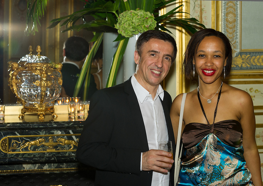 Jean-Marc Skalli, managing director of Skalli Jewellery, on the sixth day of the Festival Paris Cinema 2012. A Hong Kong evening at the Shangri La hotel at 10 avenue d'Iena, Paris. Tuesday 3rd July 2012