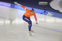 SPEEDSKATING: BERLIN: Sportforum Berlin, 27-01-2017, ISU World Cup, Patrick Roest (NED), ©photo Martin de Jong