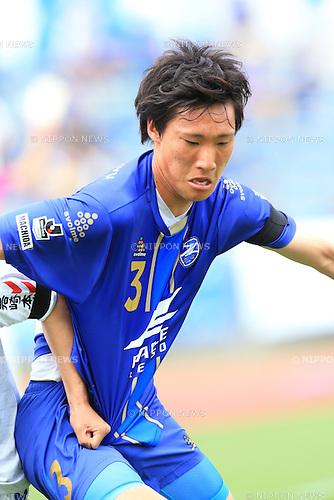 Shinnosuke Hatanaka (Zelvia), APRIL 23, 2016 - Football /Soccer : 2016 J2 League match between FC Machida Zelvia 1-0 V.Varen Nagasaki at Machida Stadium, Tokyo, Japan.  (Photo by AFLO SPORT)