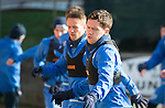 St Johnstone Training 17.02.17