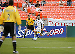 20 Octoboer 2007: Eric Wynalda. The 1997 DC United team defeated Hollywood United 2-1 in the Marco Etcheverry tribute match played before a regular season MLS game at RFK Stadium in Washington, DC.