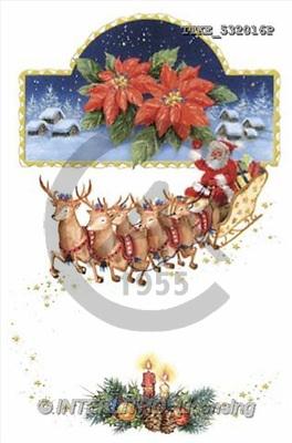Isabella, CHRISTMAS SANTA, SNOWMAN, paintings(ITKE532016,#X#) Weihnachtsmänner, Schneemänner, Weihnachen, Papá Noel, muñecos de nieve, Navidad, illustrations, pinturas