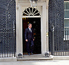David Cameron Prime Minister welcomes President Bakir Izetbegovic of Bosnia and Herzegovina to Downing Street.<br /> 6th July 2015 <br /> <br /> <br /> Photograph by Elliott Franks <br /> Image licensed to Elliott Franks Photography Services