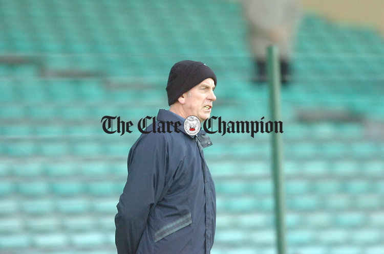Clooney-Quin v Bishopstown Cork, Gaelic Grounds Limerick Dec 06
