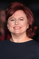 "Clare Stewart<br /> at the London Film Festival premiere for ""A United Kingdom"" at the Odeon Leicester Square, London.<br /> <br /> <br /> ©Ash Knotek  D3160  05/10/2016"
