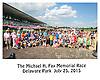Morales winning at Delaware Park on 5/22/13