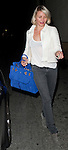 ..May 3rd 2012  Exclusive    Thursday night ..Cameron Diaz blue purse is a FONTANA- MILANO 1915 and the model of the bag is named AFeF.Chris Martin & Gwyneth Paltrow eating dinner with friend Cameron Diaz at Spagos restaurant in Beverly Hills. Chris left the restaurant  first & jumped in the back seat of the car while Cameron showed off her big new blue suede designer purse handbag  ...AbilityFilms@yahoo.com.805-427-3519.www.AbilityFilms.com