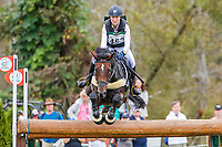 BEL-Lara de Liedekerke-Meier rides Alpaga d' Arville during the Cross Country for the FEI World Team and Individual Eventing Championship. 2018 FEI World Equestrian Games Tryon. Saturday 15 September. Copyright Photo: Libby Law Photography