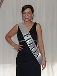 Francine O'Hagan entrant in Louth heat of the Rose of Tralee 2012. Photo: Colin Bell/pressphotos.ie