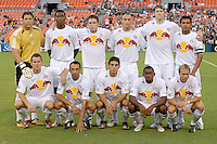 US Open Cup Quarterfinal, Red Bulls Starting eleven. DC United defeated the New York Red Bulls 3-1, Wednesday, August 23, 2006 at RFK Stadium.