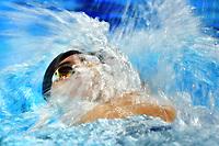 GJINI Joel ALB  <br /> Men's 200m Backstroke <br /> Hangh Zhou 16/12/2018 <br /> Hang Zhou Olympic &amp; International Expo Center <br /> 14th Fina World Swimming Championships 25m <br /> Photo Andrea Staccioli/ Deepbluemedia /Insidefoto