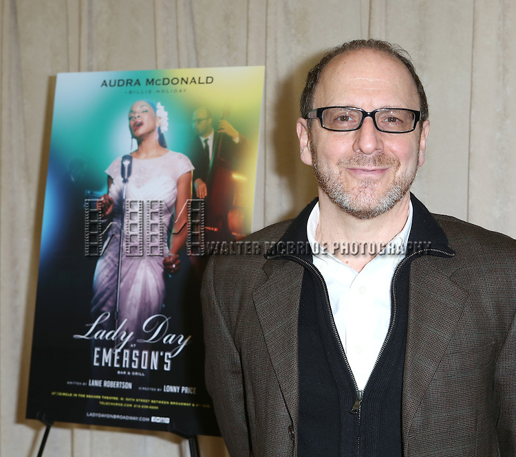 Lonny Price attends the 'Lady Day at Emerson's Bar & Grill' Media Day at Pearl Studios on March 17, 2014 in New York City.