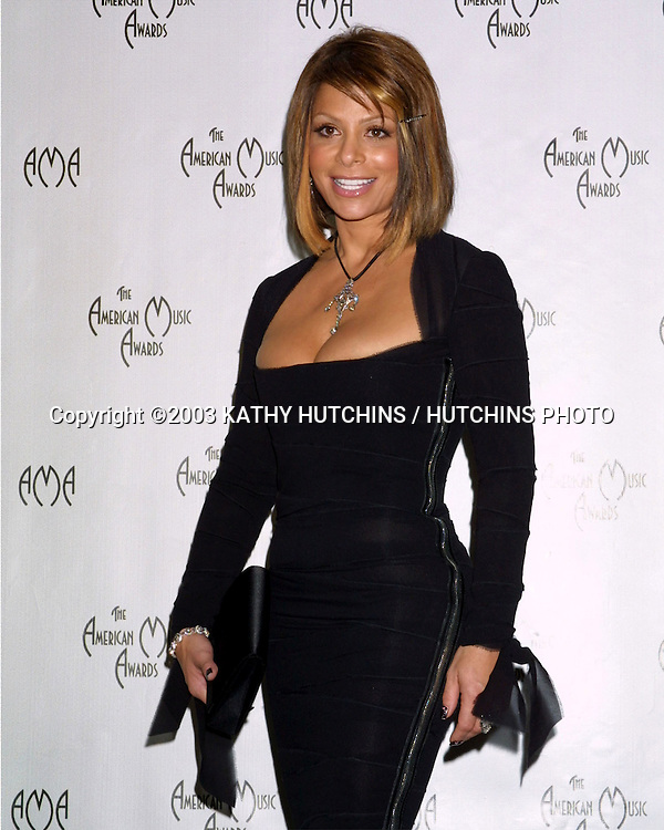 ©2003 KATHY HUTCHINS / HUTCHINS PHOTO.AMERICAN MUSIC AWARDS .LOS ANGELES, CA.NOVEMBER 16, 2003..