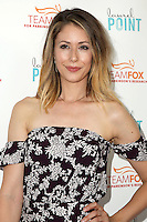 STUDIO CITY, CA - JULY 27: Amanda Crew  at Raising The Bar To End Parkinson's at Laurel Point on July 27, 2016 in Studio City, California. Credit: David Edwards/MediaPunch