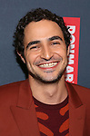 Zac Posen attend the Broadway Opening Night Performance of 'Les Liaisons Dangereuses'  at The Booth Theatre on October 30, 2016 in New York City.