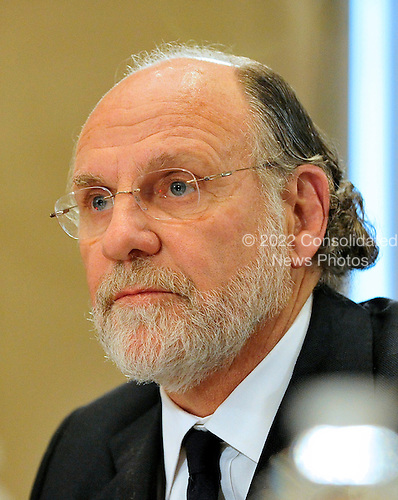 Former United States Senator and Governor Jon S. Corzine (Democrat of New Jersey) testifies before the U.S. House Committee on Agriculture on the MF Global bankruptcy in the Longworth House Office Building on Thursday, December 8, 2011..Credit: Ron Sachs / CNP.(RESTRICTION: NO New York or New Jersey Newspapers or newspapers within a 75 mile radius of New York City)