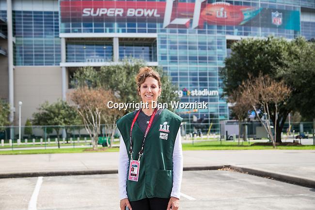 New England Patriots quarterback Tom Brady (12) in action during Super Bowl LI at the NRG Stadium in Houston, Texas.