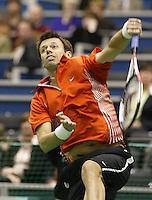 22-2-06, Netherlands, tennis, Rotterdam, ABNAMROWTT,  Nestor
