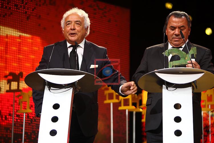 61 Premios Ondas.<br /> Gala ONDAS-Gran Teatre del Liceu.<br /> Los del Rio.