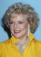 Betty White, 1992, Photo By Michael Ferguson/PHOTOlink