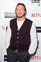 LONDON, ENGLAND. October 6, 2016: Jerome Flynn at the London Film Festival premiere for &quot;Black Mirror&quot; at the Bluebird Cafe, Chelsea, London.<br /> Picture: Steve Vas/Featureflash/SilverHub 0208 004 5359/ 07711 972644 Editors@silverhubmedia.com