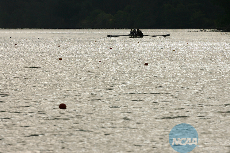 31 MAY 2008:  The Division II Rowing Championship is held at Lake Natoma in Gold River, CA.  Trevor Brown Jr./NCAA Photos