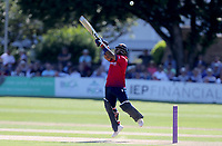 Ashar Zaidi of Essex in batting action during Sussex Sharks vs Essex Eagles, Royal London One-Day Cup Cricket at The Saffrons on 3rd June 2018