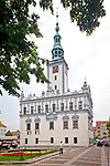 Chełmno, 2011-07-10. Renesansowy ratusz w Chełmnie.