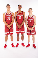 Stanford, CA - September 18, 2018. Stanford Men's Basketball.