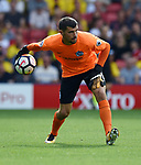 Brighton & Hove Albion goalkeeper Matthew Ryan during the premier league match at the Vicarage Road Stadium, Watford. Picture date 26th August 2017. Picture credit should read: Robin Parker/Sportimage