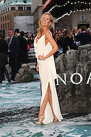 Kimberley Garner at the Noah - UK film premiere held at the Odeon Leicester Square, London. 31/03/2014 Picture by: Henry Harris / Featureflash