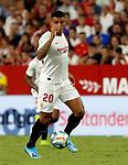 Sevilla FC's Diego Carlos during La Liga match. Sep 29, 2019. (ALTERPHOTOS/Manu R.B.)